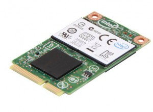 mSATA ssd notebook