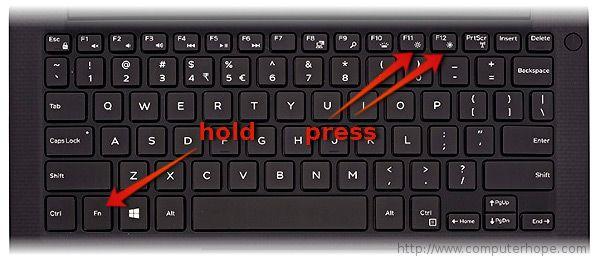 Как увеличить яркость экрана на ноутбуке